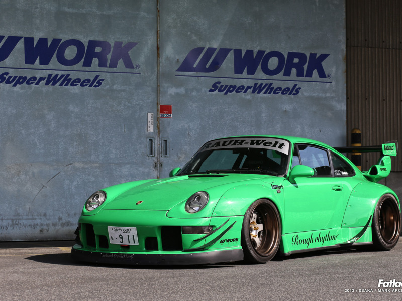 Home Rauh Welt Begriff Rwb Canada Porsche Tuning Shop Founded In Japan