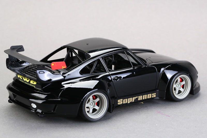 Hobby Design Rwb Porsche 993 Wide Body Kit Sopranos